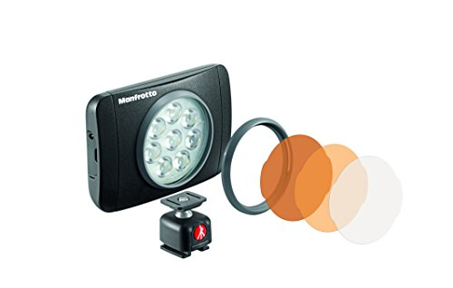 Manfrotto LUMIE LED light 550 lux MUSE MLUMIEMU-BK by Manfrotto