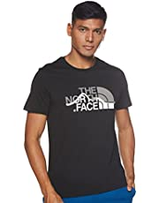 THE NORTH FACE Heren T-Shirt Mountain Line Short Sleeve