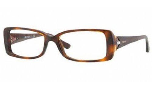 Vogue VO2807B Eyeglasses-1553 Light Havana-51mm