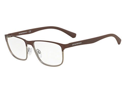 Eyeglasses Emporio Armani EA 1071 3195 MT METAL BROWN/MT ()