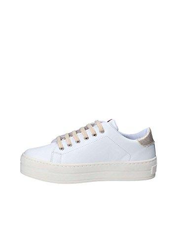 Blanc Sneakers Pe18mx2905 Femmes Fornarina 40 xUtH1xw