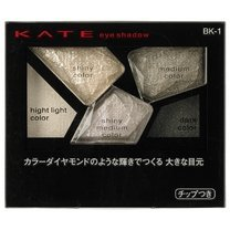 KATE Eye Shadow Color Shas Diamond - BK-1 by Kate