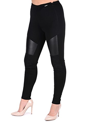 Nero Guess Brigitta Leggings Donna Guess Leggings Brigitta S7fBSrq