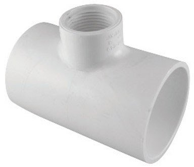 (Charlotte Pipe Reducing Tee Sch 40 Pvc 2