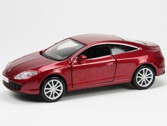 Amazon.com: Renault Laguna Coupé Diecast Model Car by ...