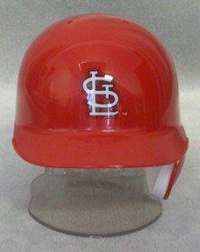 Riddell Replica Mini MLB Batting Helmets - St Louis (Cardinal Batting Helmet)