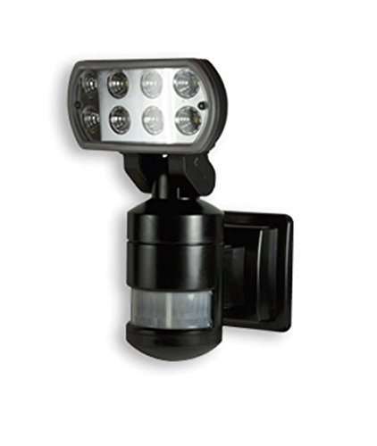 Versonel Nightwatcher Pro LED Robotic Security Motion Tracking Light VSLNWP502B