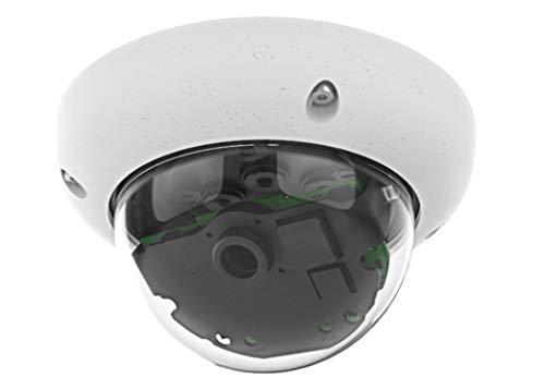 MOBOTIX MX-D26B-6D061 Lens Weather-Proof IP Camera, 6 MP Resolution Per Lens, Moon-Light Sensor, Professional Software, Video - Mobotix Camera Ip