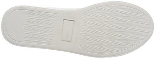 Baskets Blanc White D'oro Napoli Pantofola Femme bright Low Donne AxgUn4qa