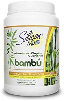 Silicon Mix Bambu Nutritive Hair Treatment, 60 Ounce