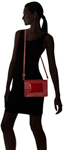 Borse Chicca A Donna Borsa X w Spalla L Rosso H Cm 26x18x9 1637 ZwdqwfH