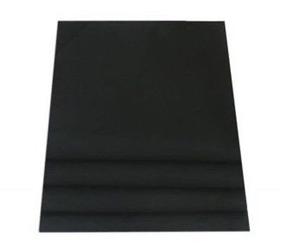 Black Napkins: Set of 8 by Super Cool Creations
