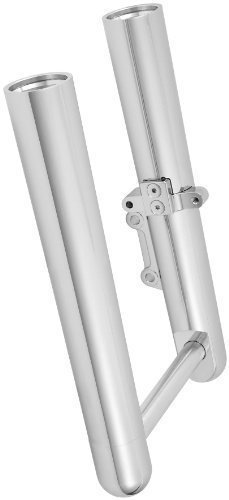 Arlen Ness 06-520 Chrome Hot Legs Fork Leg Set