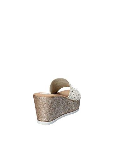 20136 Grace Shoes Mujeres Negro Sandalias waxxXFAq