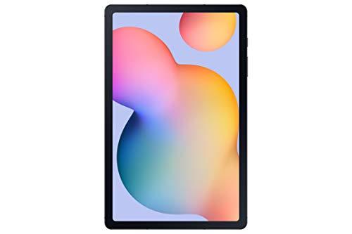 """SAMSUNG Galaxy Tab S6 Lite - Tablet de 10.4"""" (WiFi, Procesador Exynos 9611, RAM de 4GB, Almacenamiento de 64GB, Android 10) - Color Gris [Versión española]"""