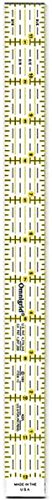 Omnigrid Dritz Quilter's Ruler, 1 by 12-1/2-Inch