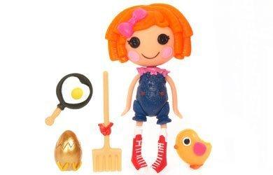 Mini Lalaloopsy SIDE Doll-ミニララループシードール- Lalaloopsy