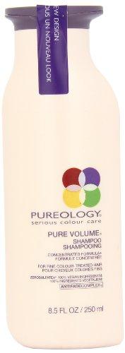 [Pureology Pure Volume Shampoo, 8.5 Ounce] (Pureology Extra Gentle Shampoo)