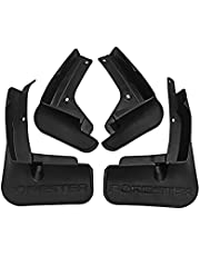 Car Mud Flaps Kit Mudguard Fender for Subaru Forester 2019-2021 Molded Custom Front and Rear Mudflaps Splash Guards Fender Flares Auto Accessories 4-PC Set