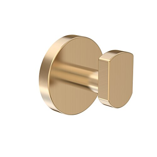 (Symmons 353RH-BBZ Dia Robe hook One Size Brushed Bronze)