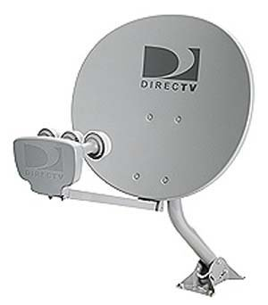 1820 Phase III Satellite Dish Triple LNB 18 Inch x