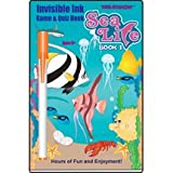 : Invisible Ink Sea Life Game And Quiz Book 1