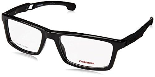 Carrera 4406/V Eyeglass Frames CA4406-0807-5318 - Black Frame, Lens Diameter 53mm, Distance