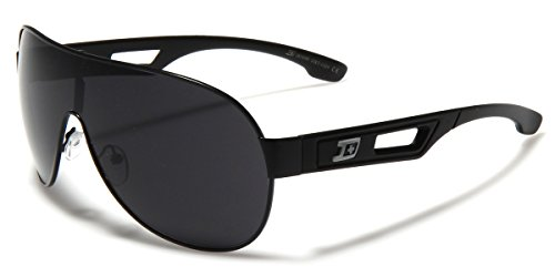 Dxtreme Oversized Sports Shield Lens Aviator - Sunglasses Dxtreme