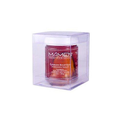 2 Packs of Moom For Men Hair Removal System Refill Jar - 12 Oz
