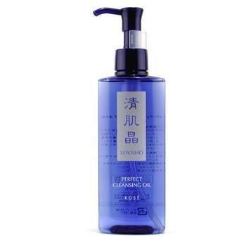 KoseSeikisho Perfect Cleansing Oil 180ml. Kose Sekkisei Cleansing Cream