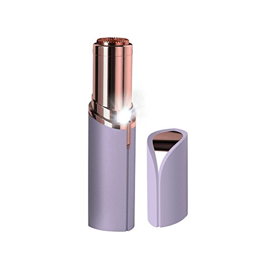 31LZdzJRFnL Finishing Touch Flawless Women's Painless Hair Remover, Lavender/Rose Gold