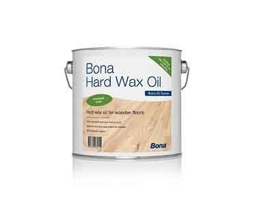 Bona Hard Wax Oil SIlk Matt 1L Wood Floor Oil by Hard Wax Oil