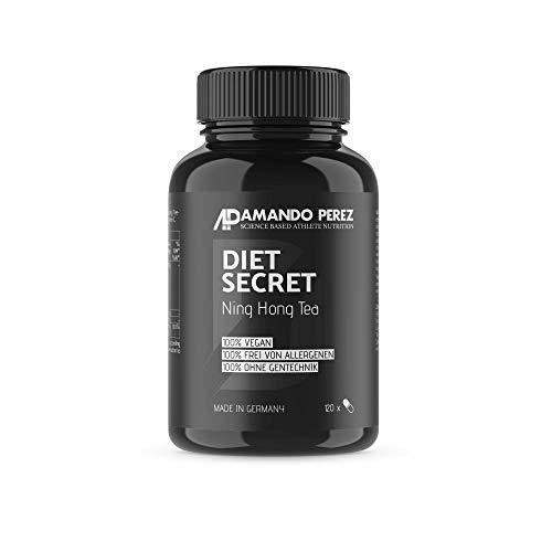Secret Diet Ning Hong Tea–Fat Burner –120Capsules
