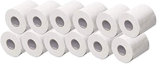 Paper Towels Bulk Hollow Replacement Roll Paper,Soft Toilet Paper Toilet Paper Daily Use CLCK 21 PC Toilet Paper