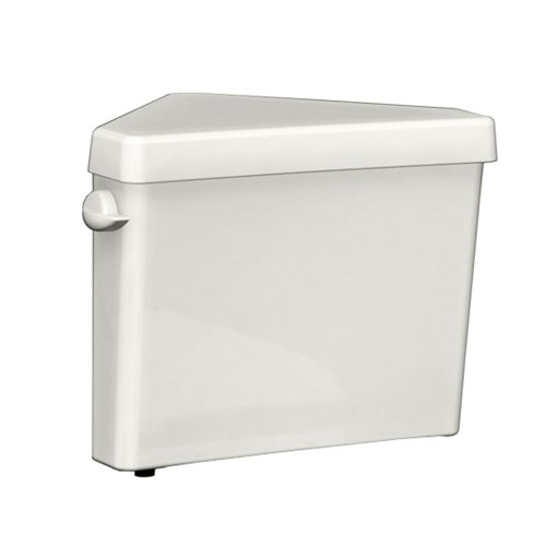 American Standard 4338001.020 Cadet 3 Triangle 1.6 GPF  Toilet Tank Only, White by American Standard