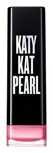 COVERGIRL Katy Kat Pearl Lipstick, Purrty In Pink, 0.120 Ounce (packaging may vary)