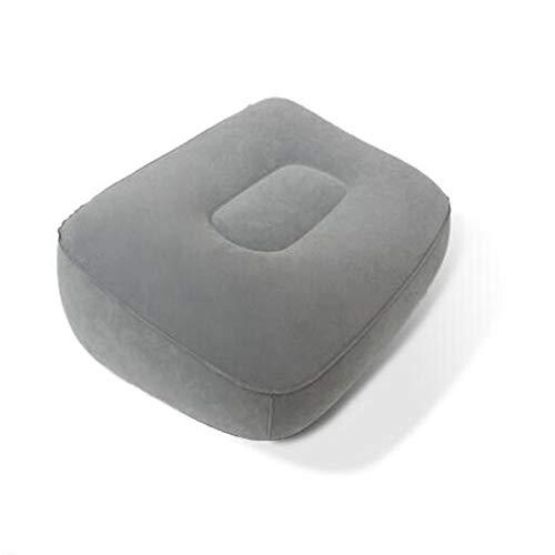 [해외]Flymylion 풋 레스트 휴대용 다리 베개 발 비행기 기내 차 사무실 책상 이코노미 증후군 방지 붓기 예방 피로 해소 (재) / Flymylion Footrest Portable Foot Pillow Foot Pillow Airplane Airplane Airplane Car Office Desk Economy Syndrome Meas...