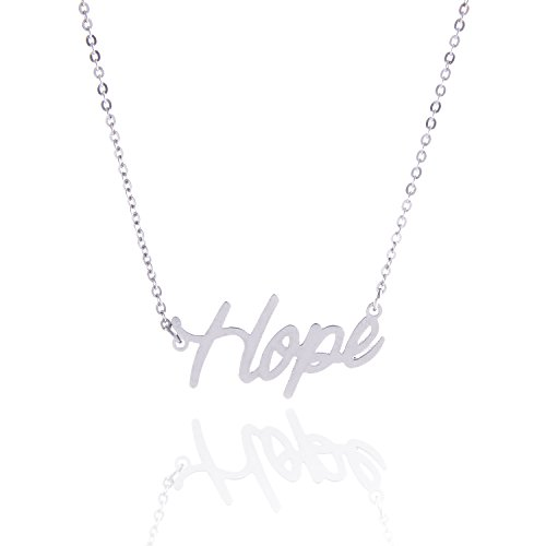 Stainless Symbol Of Faith Necklace - 4