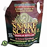 Snake Scram Snake Repellent Pail 25 lbs Keep Snakes Out