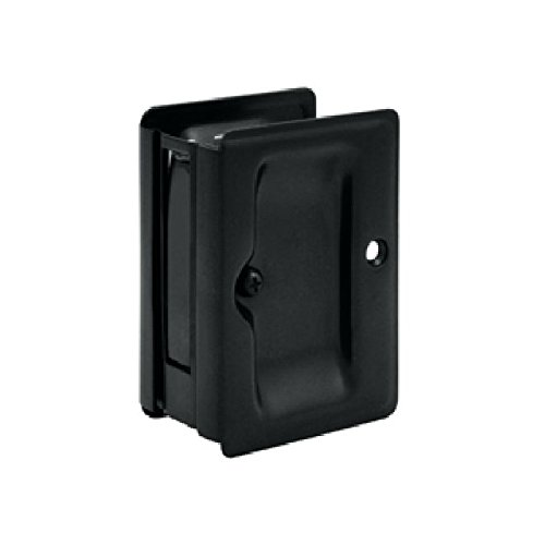 Deltana SDPA325U19 Adjustable 3 1/4-Inch x 2 1/4-Inch Passage HD Pocket Locks by Deltana