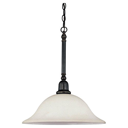 782 Sussex Single Light - Single-Light Sussex Pendant