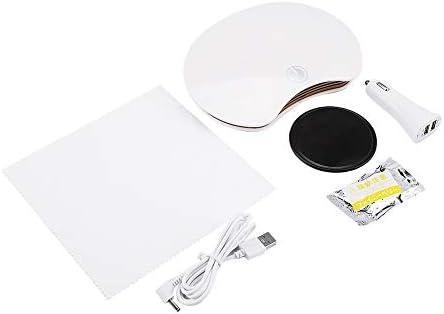 Purificador de Aire del Coche Ambientador Limpiador USB Ion ...