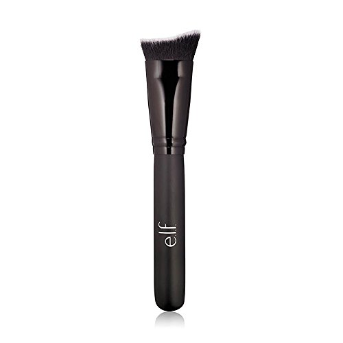 e.l.f. Cosmetics Sculpting Face Brush, Ideal for Contouring and Blending, Synthetic ()