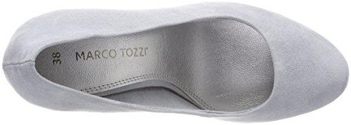 Donna Tozzi Sky Tacco Scarpe con Marco Blu 22412 F7wqSFX