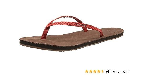 7e899e6b244f Reef Women s Leather Uptown Luxe Sandal