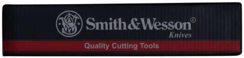 Smith & Wesson SWHRT9B  Black HRT Boot Knife
