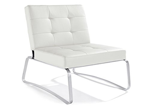 Nuevo Hermes Lounge Chair   White · Price: $699.00 As Of 16/Jul/2018  09:09:21 CDT Detail