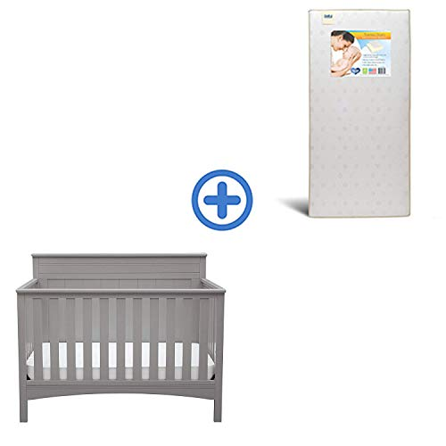 Delta Children Fancy 4-in-1 Crib