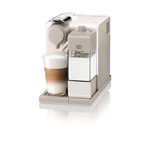 DeLonghi Nespresso Lattissima Touch Creamy White Espresso - Nespresso Lattissima