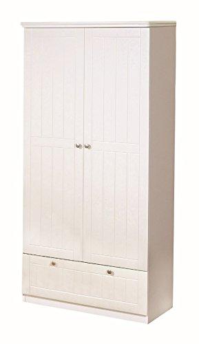 roba Kleiderschrank Dreamworld 3 mit 2 Türen, 1 Schublade und ...